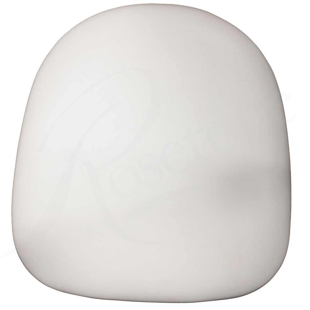 category_F1208 - Seat Pad White