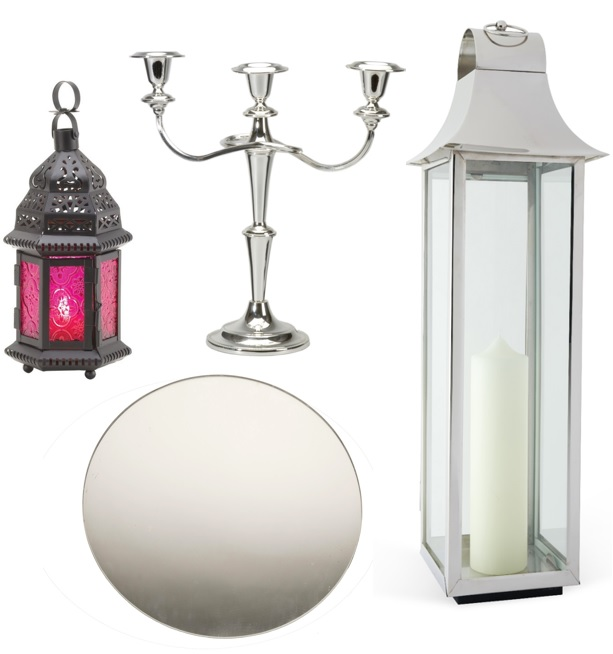 category_Lanterns, Mirrors & Vases